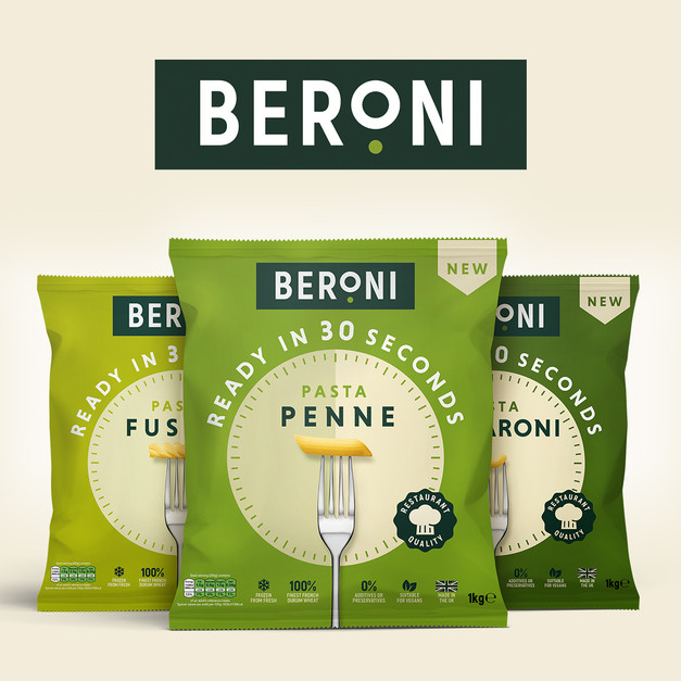 Beroni | Branding and Packaging