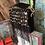 Thumbnail: Black Tassel Flower Embroidered Sling