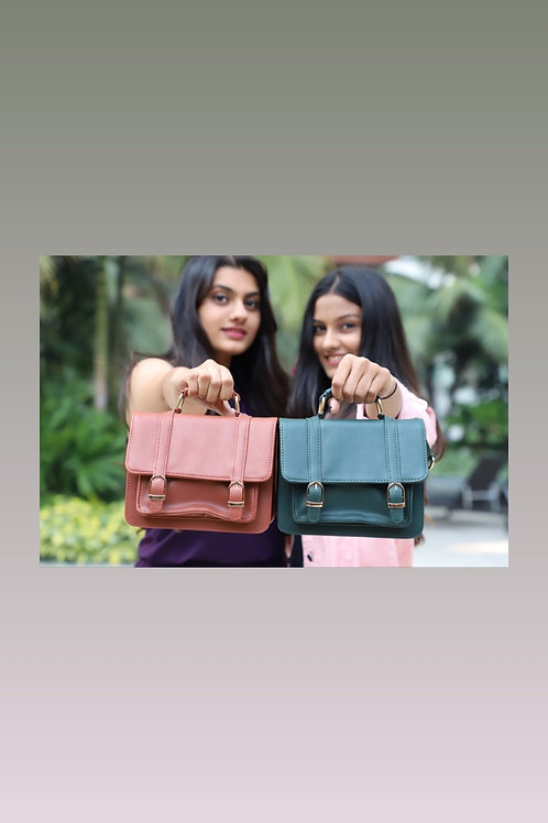 Basic Flap Sling Bag