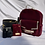Thumbnail: Metal Zip Pocket Backpack