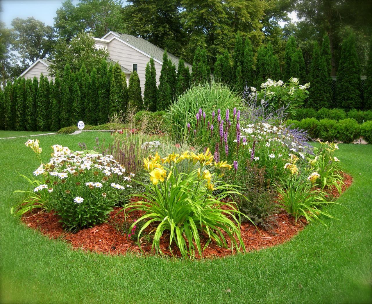 Island Garden Designs