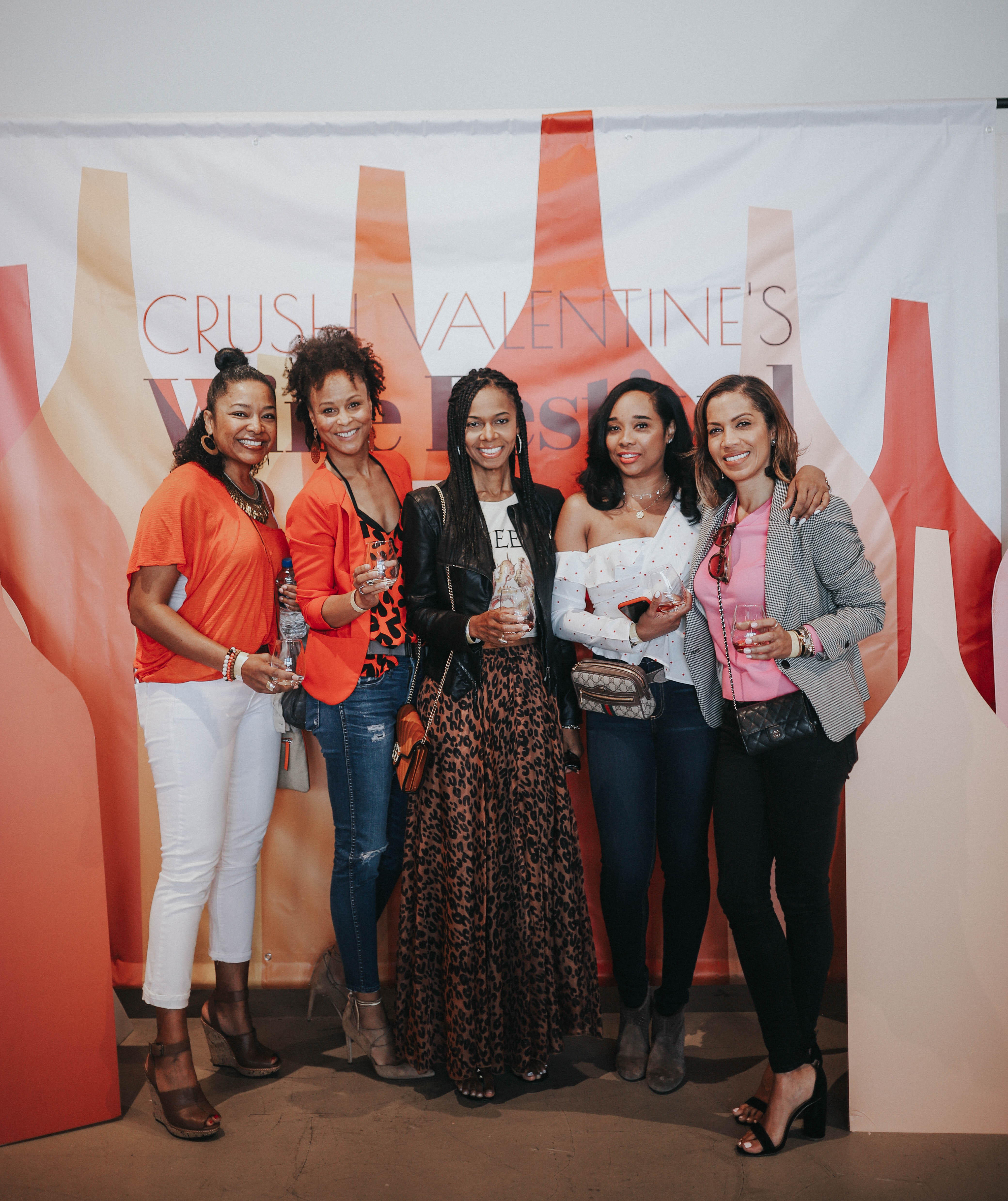 Crush Valentine's Wine Fest