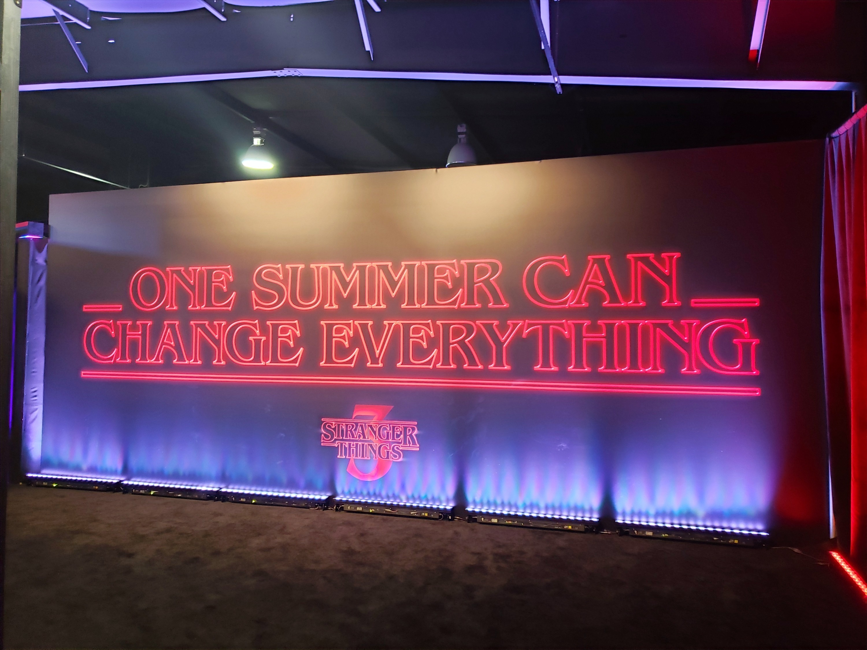 Stranger Things 3 release activation