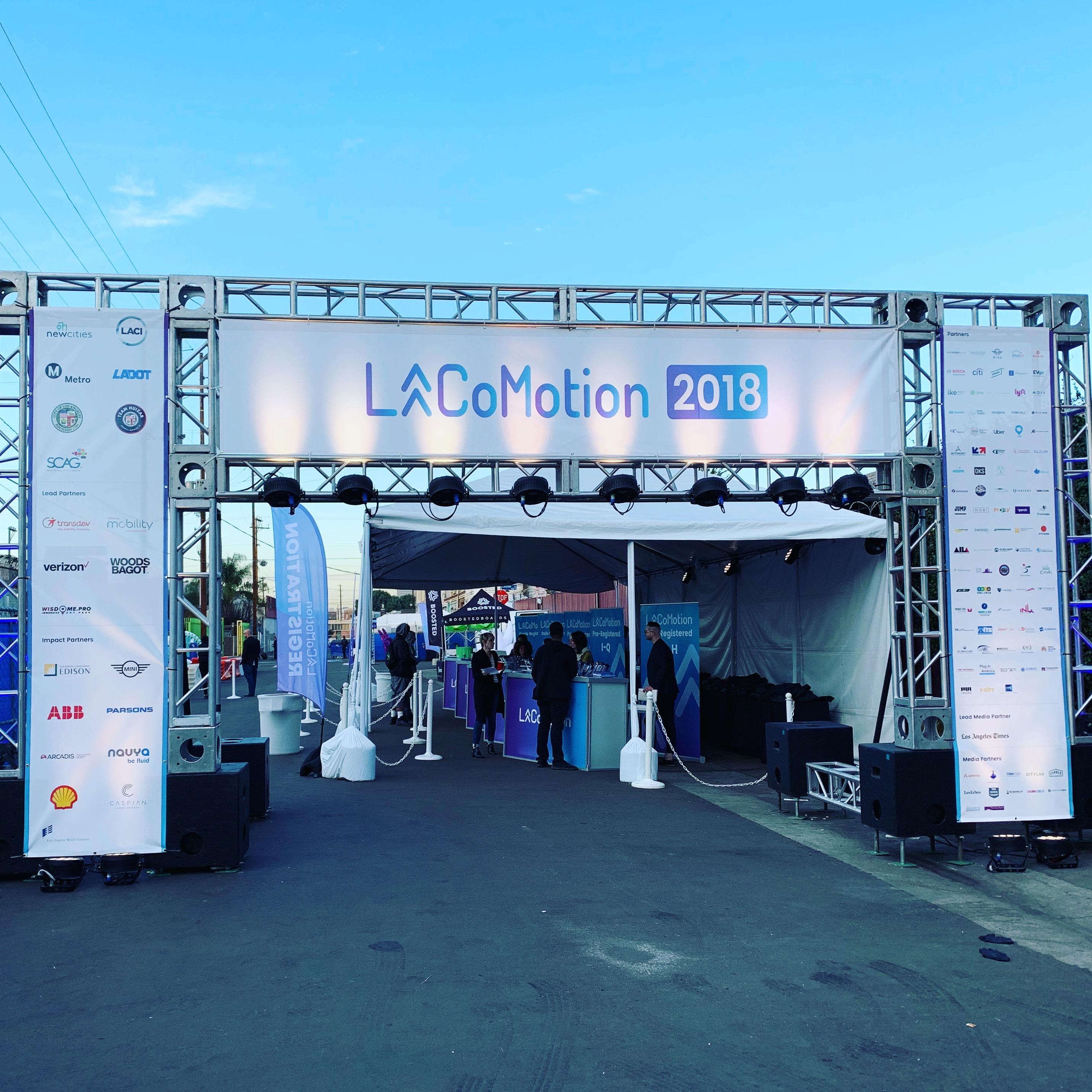LAComotion Festival