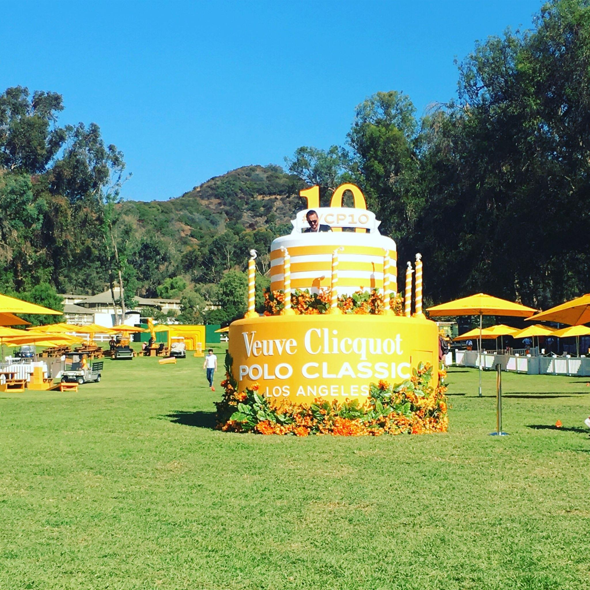 Veuve Clicquot Polo Tournament