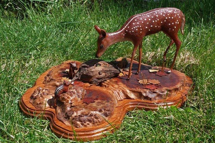 Deer - Meeting Your Neighbors