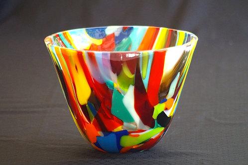 Color Drop Bowl