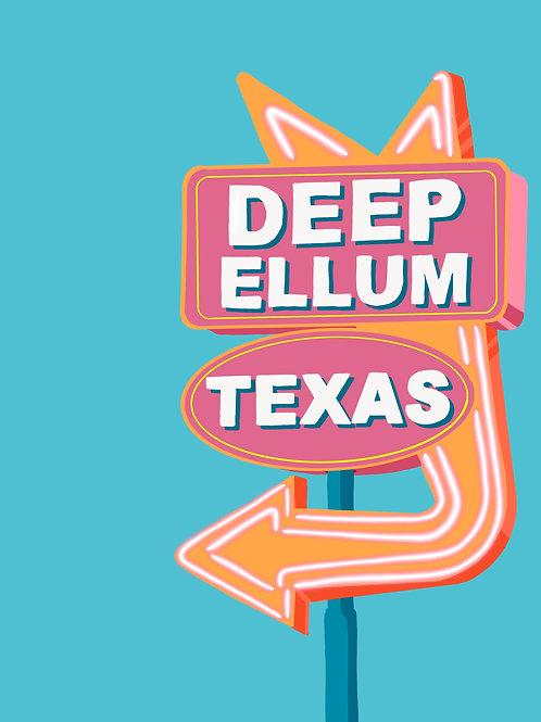Deep Ellum- Day N' Night