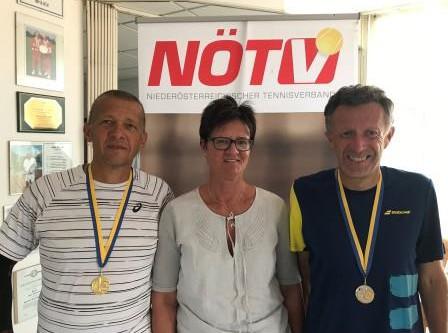 NÖ Landesmeister Senioren 55+ geht nach Zistersdorf