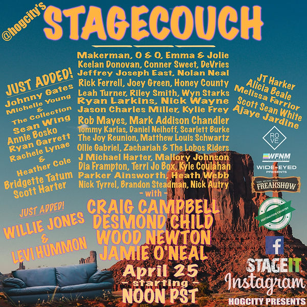 Stagecouch Poster CURRENT amended font N