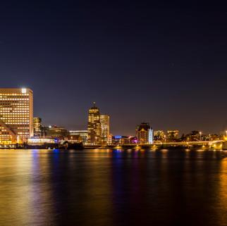 Willemsbridge at Rotterdam, The Netherlands