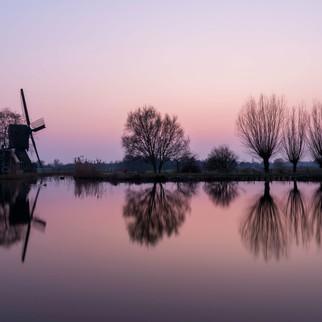 Mill, Woerdense Verlaat, The Netherlands