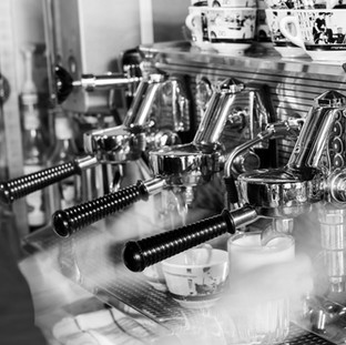 Espresso Machine, Italy
