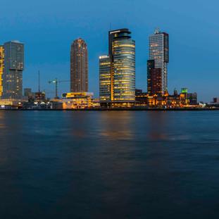 Panorama Rotterdam, The Netherlands