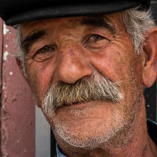 Old Man, Turkey