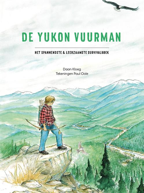 Omslag De Yukon Vuurman