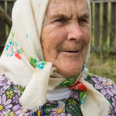 'Babushka' Anna, Opachychi, Ukraine
