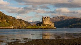 Castle Eilean Donan, Scotland