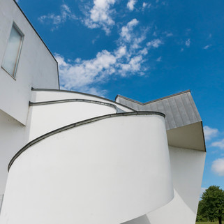 Vitra Design Museum, Frank Gehry, Germany