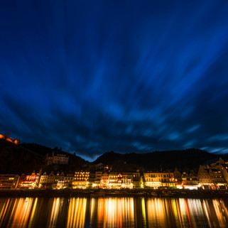 Cochem at the Moselle, Germany
