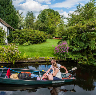 Tourism, Giethoorn, The Netherlands
