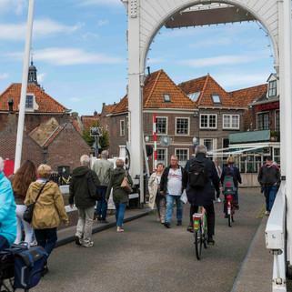 Tourisme, Enkhuizen, The Netherlands