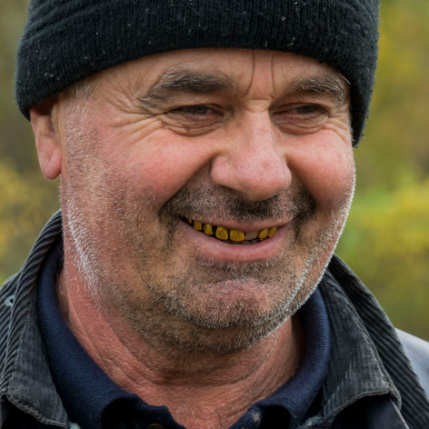 Farmer Vasil, Teremci, Ukraine