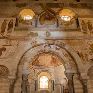 Baptisterium Saint Johannes, Poitiers, France