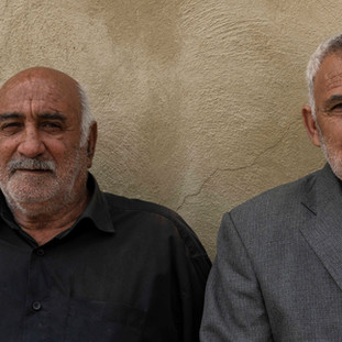 Two Men, Iran