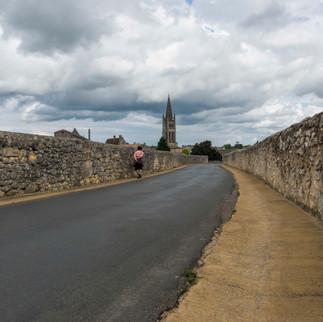 Church of Saint Emilion, France