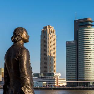 Skyline, Rotterdam, The Netherlands