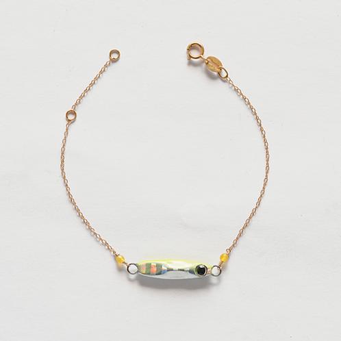 Bracelet Ikanago silver