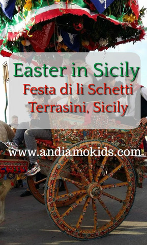 Easter in Sicily with Kids