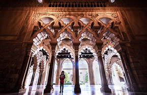 Top 4 Spanish Cities and their Moorish Architecture to Visit with the Kids