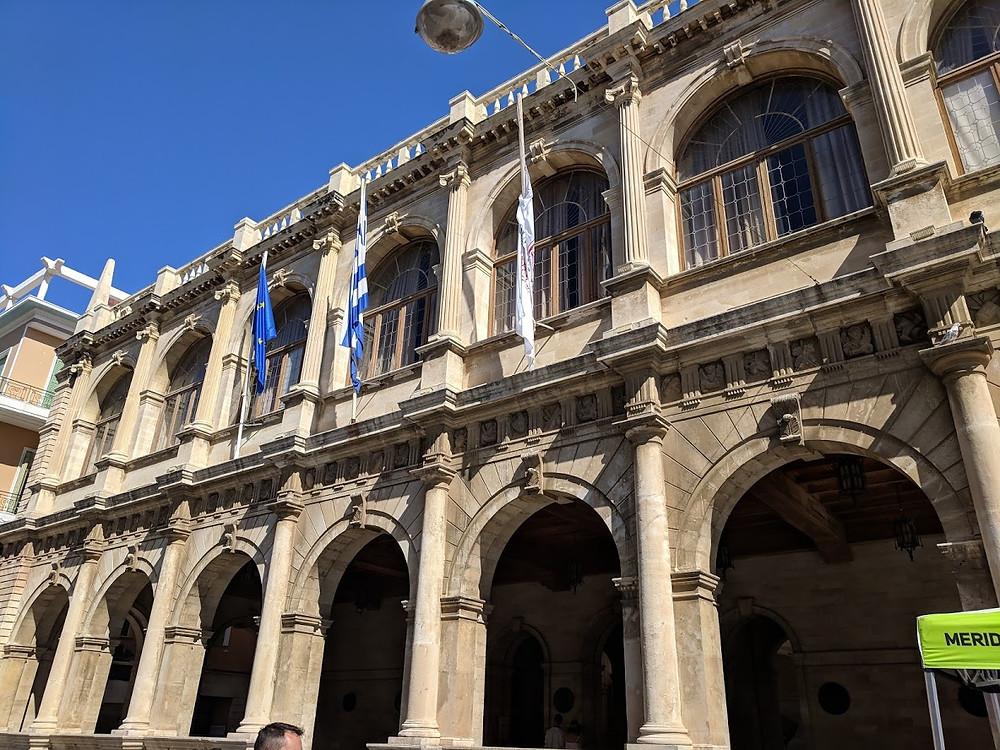 Venetian Loggia