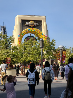 Universal Studios Japan with Kids