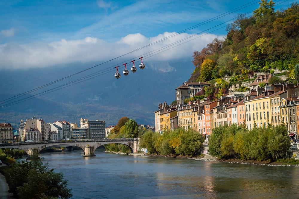 Grenoble with Kids