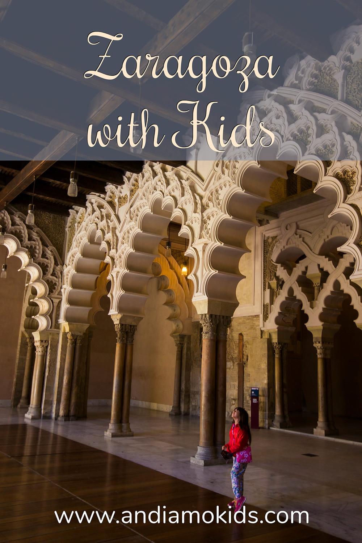 Aljaferia with Kids Zaragoza