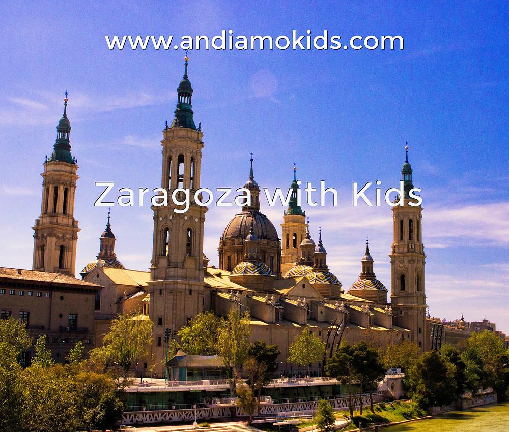 La Basilica del Pilar Zaragoza