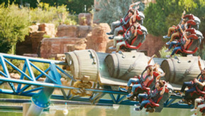 Top Theme Parks in Europe