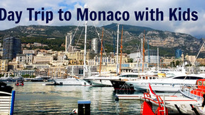 Visit Monte Carlo, Monaco in a Day with Kids