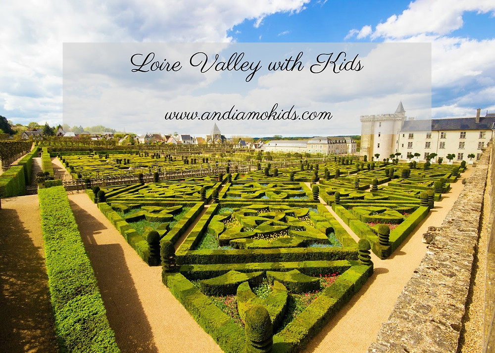 Loire Valley with Kids
