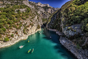 Visit The Verdon Gorge with Kids
