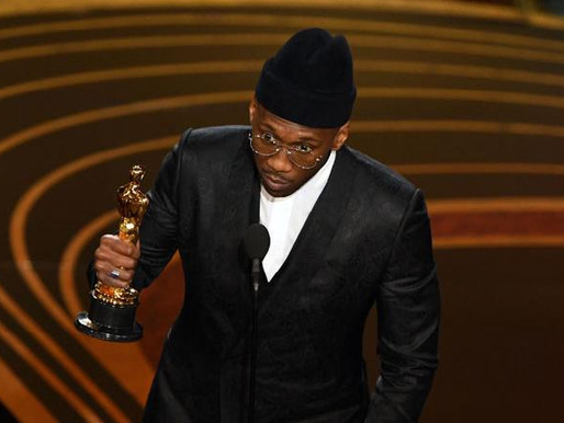 Mahershala Ali Wins Best Supporting Actor - Twice
