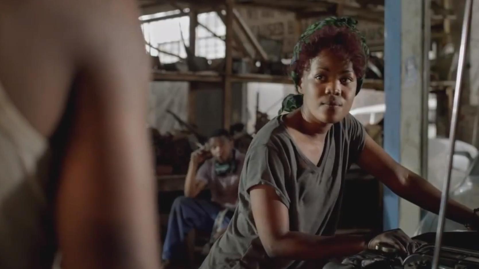Ayanda and the Mechanic (
