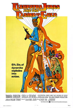 Cleopatra Jones and the Casino of Gold (