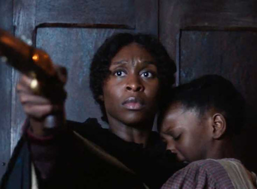 WATCH TRAILER: CYNTHIA ERIVO BRINGS 'HARRIET' TO LIFE IN POWERFUL NEW BIOPIC