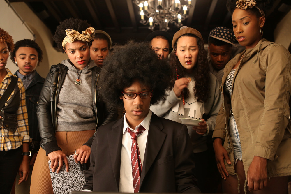 Dear White People (2014)