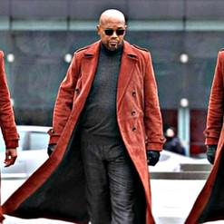 Shaft starring Usher, Jackson and Roundt
