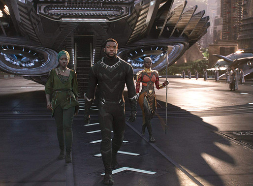 'BLACK PANTHER 2' SET FOR 2022 RELEASE